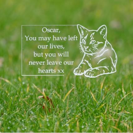 Cat Memorial Stake